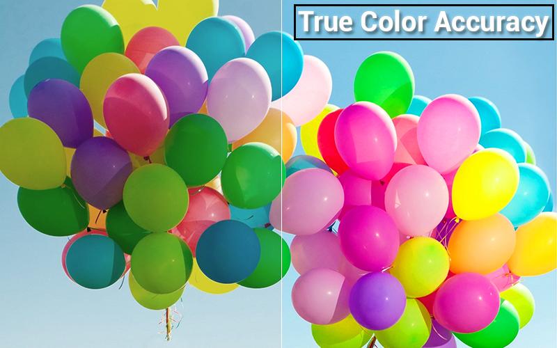 Công nghệ Công nghệ True Color Accuracy trên Smart Tivi LG 50 inch 50UK6540PTD
