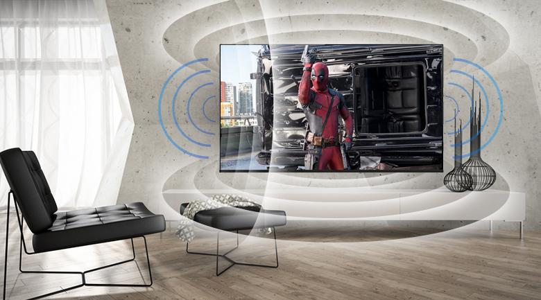 Công nghệ âm thanh DTS Virtual:X trên Smart Tivi LG 49 inch 49LK5700PTA