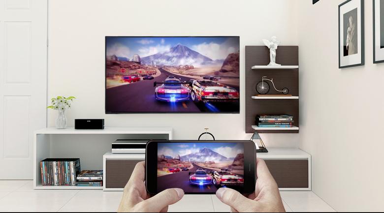 Chiếu màn hình Screen Mirroring