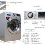 Giải đáp câu hỏi máy giặt Electrolux hay LG tốt hơn