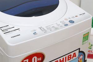 Bán máy giặt toshiba 8kg cửa trên