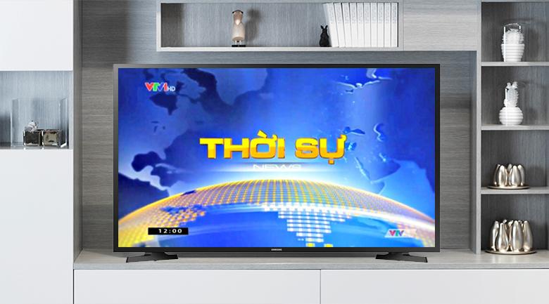 Tích hợp đầu thu kỹ thuật số DVB-T2 Tivi LED Samsung UA32N4000