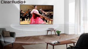 Công nghệ âm thanh ClearAudio+ trên Smart Tivi 4K Sony 65 inch KD-65X7000F