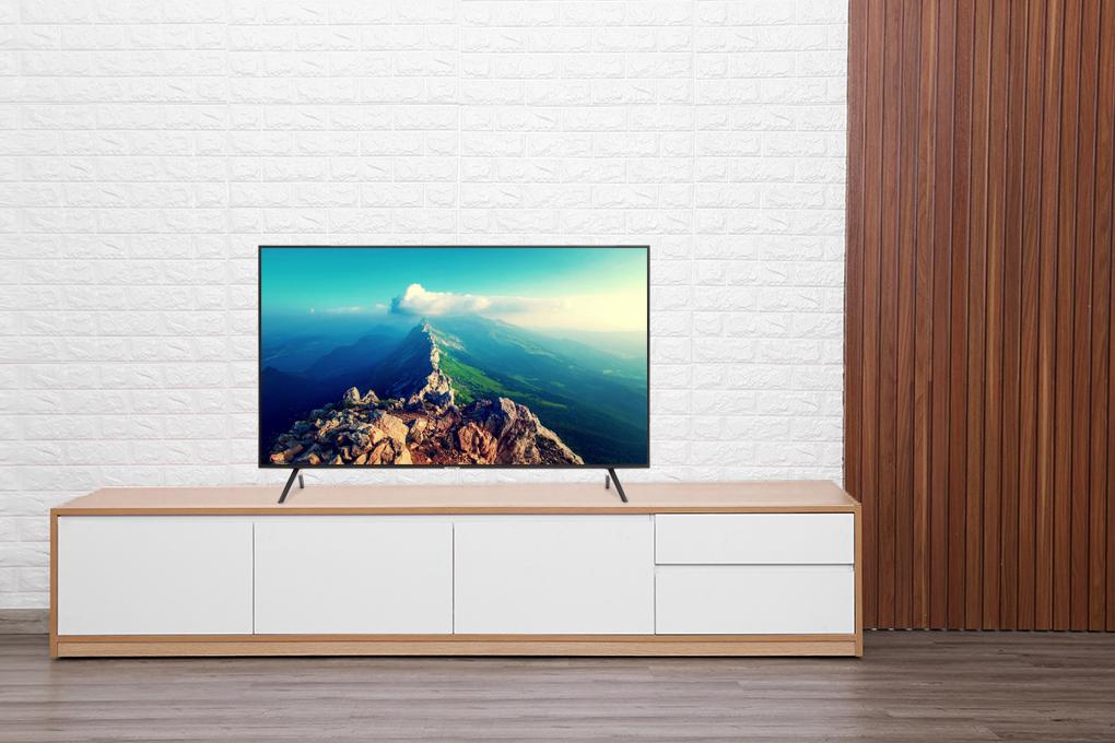Smart Tivi Samsung 43 inch 43NU7100, 4K UHD, HDR