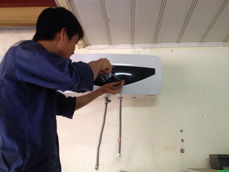 Kiểm tra và bảo trì bình nóng lạnh thường xuyên