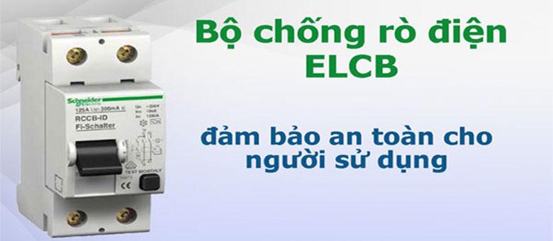 Cầu dao ELCB - Bình nóng lạnh Ariston AN2 15 RS 15 lít