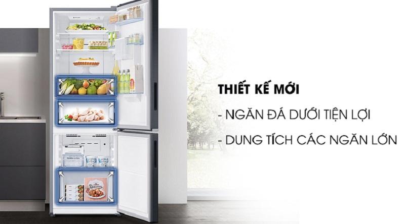 Tủ lạnh Samsung Inverter 276 lít RB27N4170S8/SV
