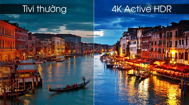4K Active HDR - Smart Tivi LG 4K 43 inch 43UK6200PTA