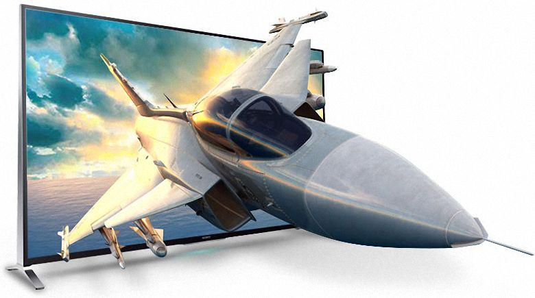Không gian xem phim 3D ngay tại nhà với Smart Tivi Sony KD 65X9300