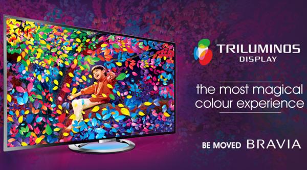 Công nghệ xử lý màu sắc hình ảnh Triluminos Display