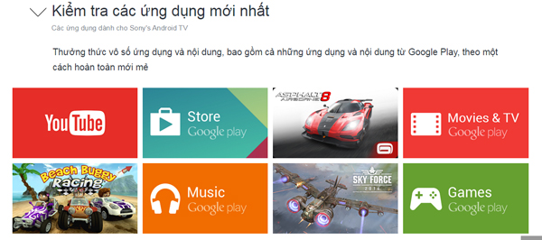 Thoải mái tải ứng dụng và nội dung mới trên Google Play