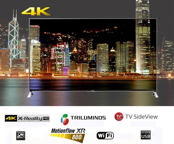 Nhiều cải tiến đột phá về hình ảnh trên Tivi Sony 65X9000 65 inch