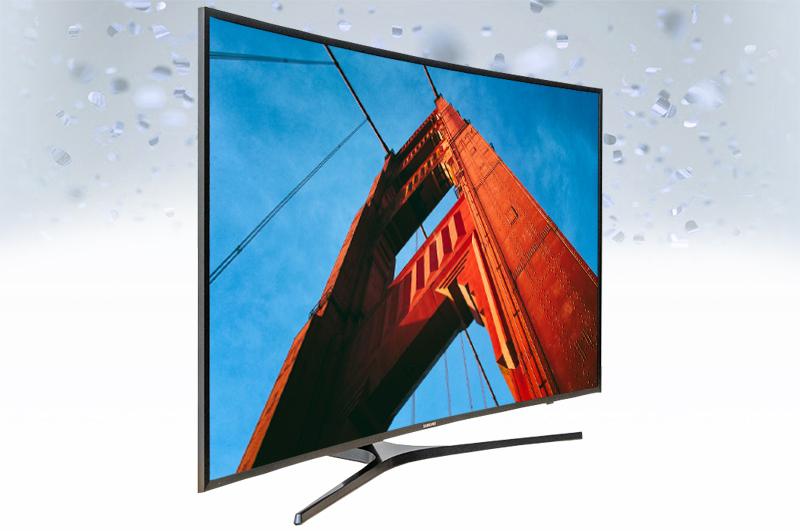 Tivi Samsung 43KU6500 mang đến cho bạn những khung hình siêu nét, siêu đẹp