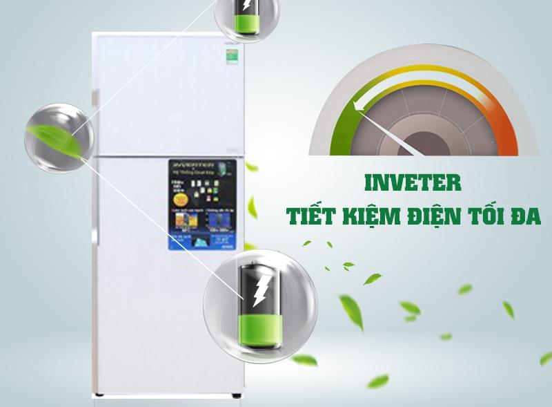Tiết kiệm điện với công nghệ Inverter