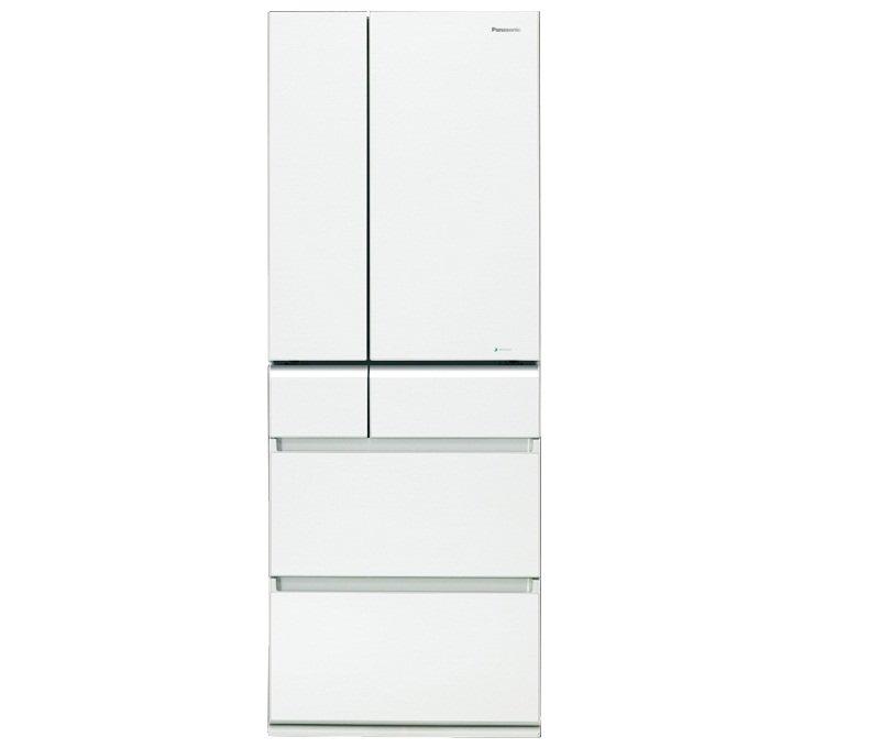Kiểu dáng sang trọng, tinh tế với Tủ lạnh Panasonic NR-F510GT-W2 489 LÍT