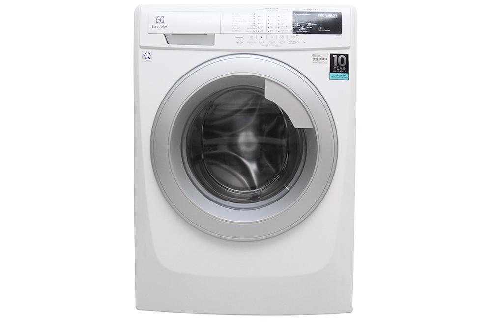 Thiết kế sang trọng với Máy giặt Electrolux 7.5 kg EWF10744