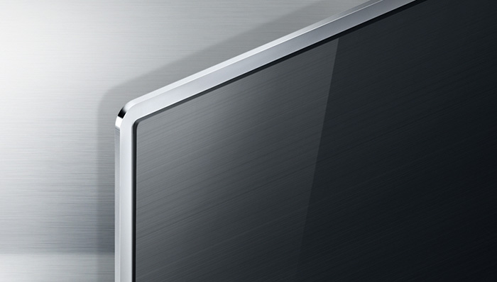 Smart Tivi Full HD LG 55LH575 Thiết kế kim loại