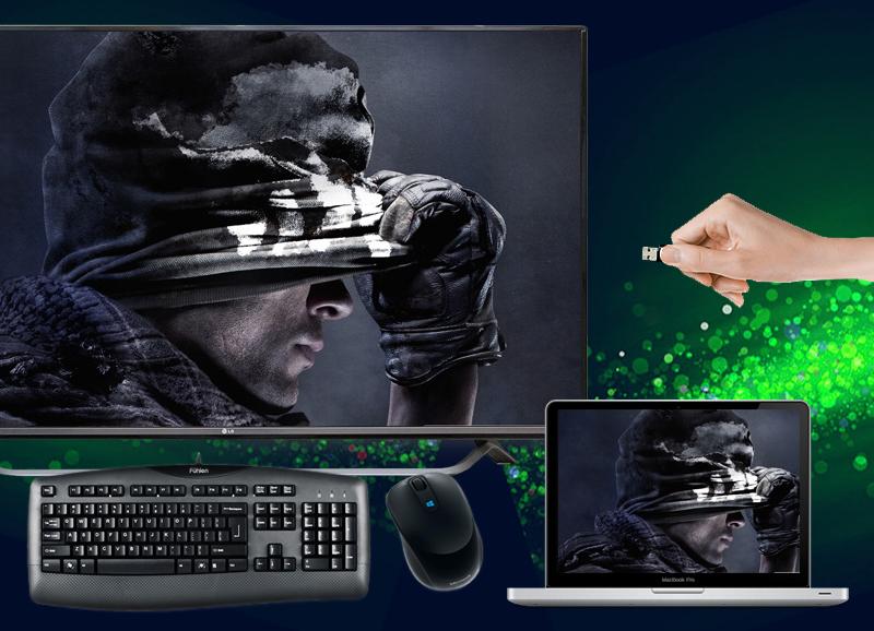 Mở rộng thế giới giải trí trên tivi LG 70UF770T với đa dạng cổng kết nối trên tivi giúp chia sẻ nội dung với nhiều thiết bị như loa, dàn máy, laptop,….