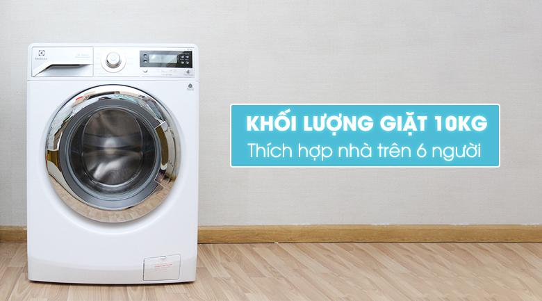 Máy giặt inverter sang trọng, đẳng cấp