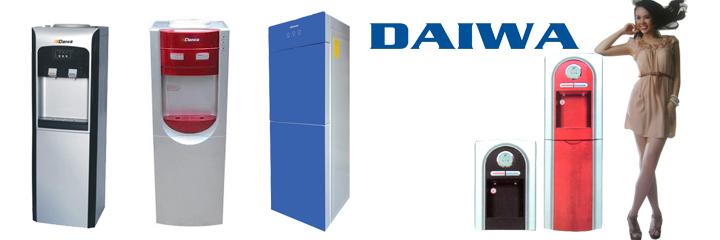 Cây nước nóng lạnh Daiwa YDG2-5BB(C) hai vòi riêng biệt