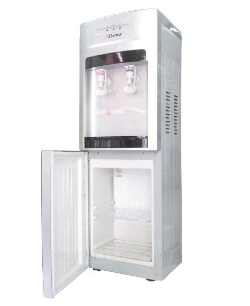 Cây nước nóng lạnh Daiwa YDG2-5BB(A) với ngăn tủ mát tiện dụng