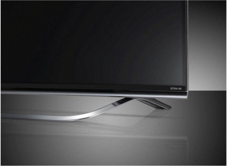 Tivi LG 65UF850T - Thiết kế thanh mảnh và tinh tế