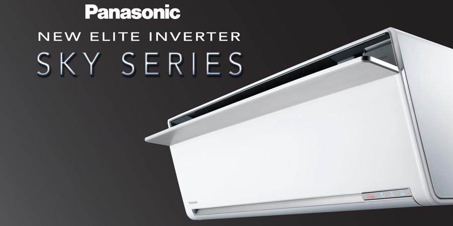 Điều hoà Panasonic VU9SKH sở hữu thiết kế sang trọng