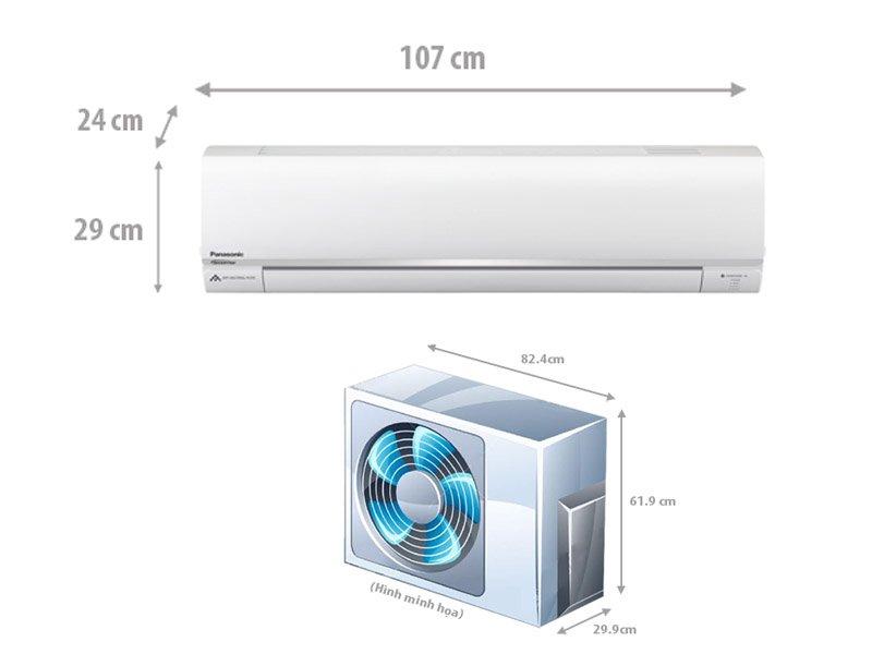 Thông số kỹ thuật của thiết bị