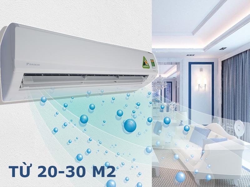 Máy lạnh Daikin FTKS50GVMV