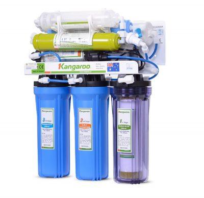 Máy lọc nước Kangaroo KG 104 7 lõi không vỏ