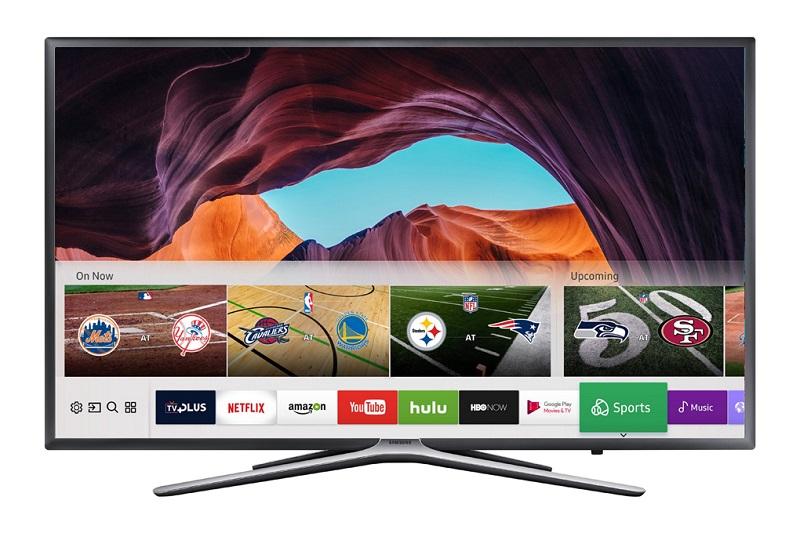 Smart Tivi Samsung 43 inch UA43M5500 thiết kế hiện đại, sang trọng