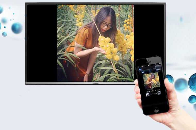 Cách chuyển hình ảnh từ iphone lên tivi không cần dây cáp