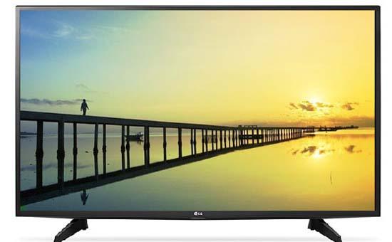 LG 43LJ550 độ phân giải Full HD cho những hình ảnh sắc nét, ấn tượng nhất