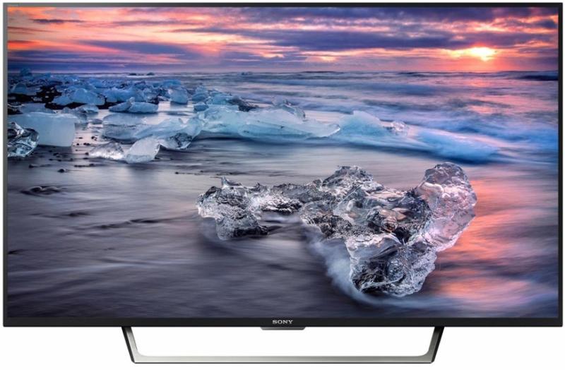 Internet Tivi Sony 49 inch KDL-49W750E sang trọng hiện đại mang đến hình ảnh vô cùng sống động sắc nét