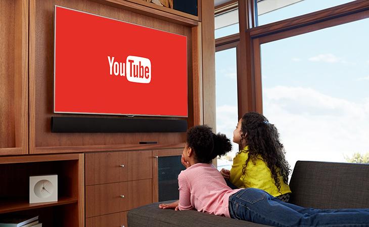 Ngăn chặn trẻ nhỏ tiếp xúc với các nội dung xấu trên youtube khi sử dụng Smart tivi