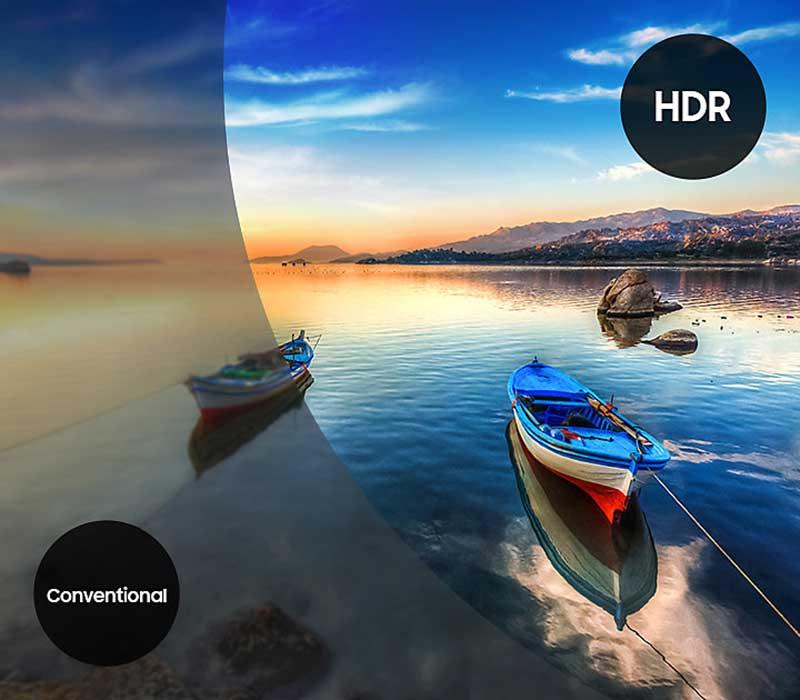 Smart Tivi Samsung 43 inch UA43MU6100 độ phân giải 4K