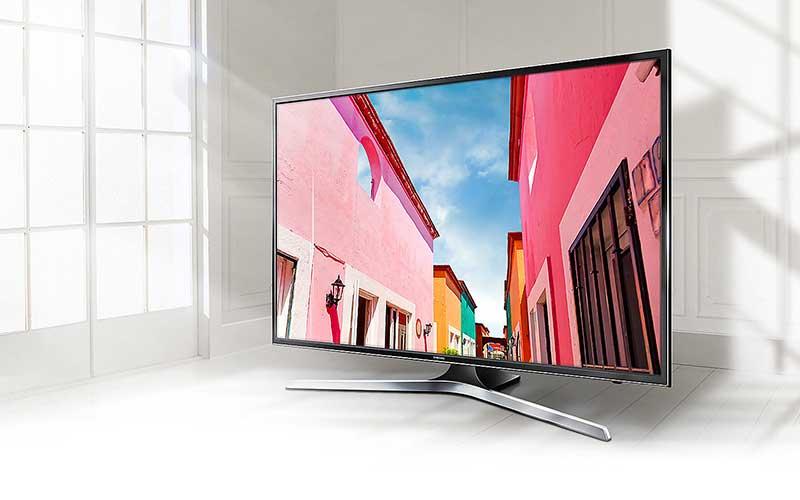Samsung 43MU6100 cho những hình ảnh sắc nét với độ phân giải UHD