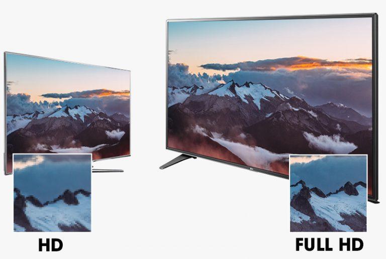 Smart Tivi LG 43LH605T hiện đại với hình ảnh sắc nét