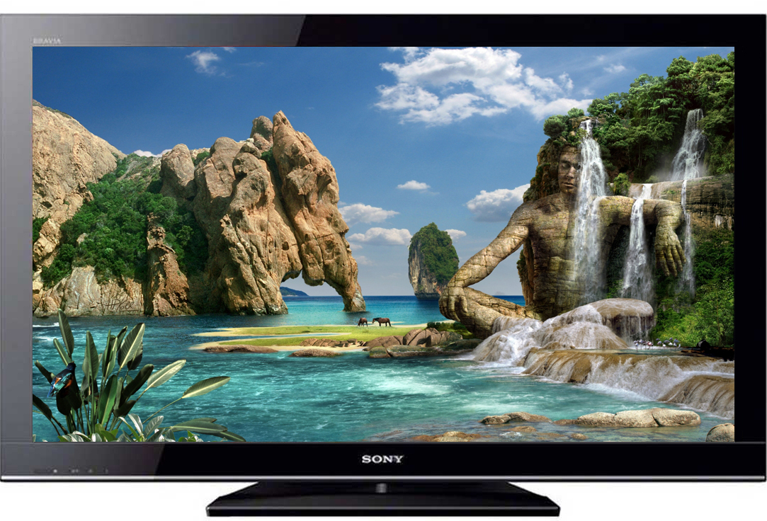 Tivi Sony 40 inch màn hình LED (nguồn ảnh: internet)