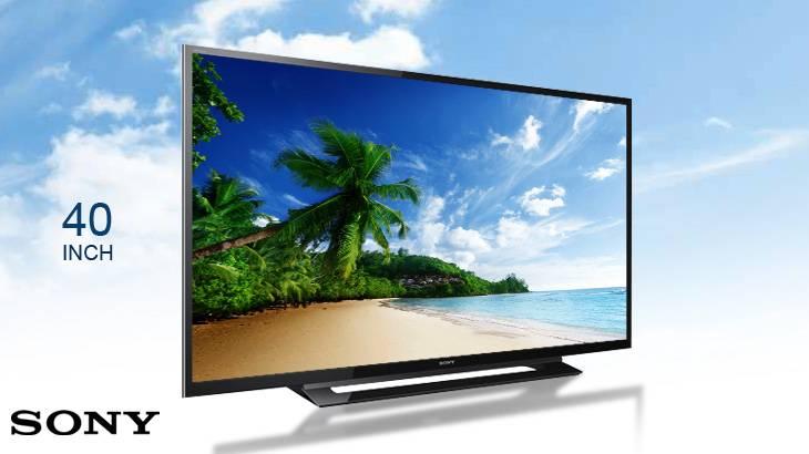 Smart Tivi Sony 40 inch (nguồn ảnh: internet)