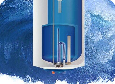 Bộ chống giật hiện đại với bình nước nóng 30 lít QQTE30