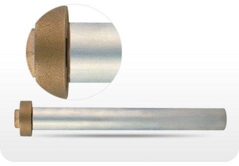 Trang bị thanh Anode Mg làm mềm nước của bình nước nóng QQME30 30 lít