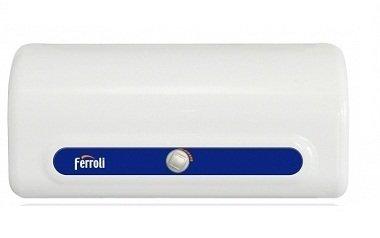 Thiết kế trang nhã với bình nóng lạnh gián tiếp Ferroli QQAE50