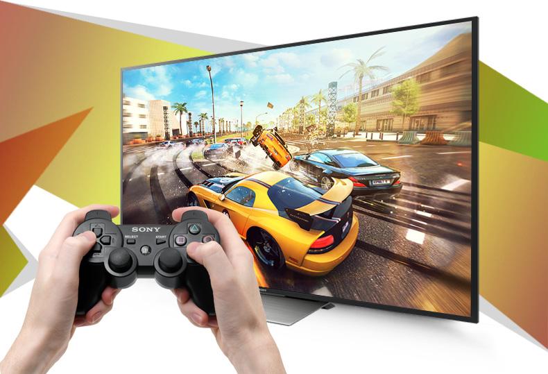 Dòng tivi có thể kết nối được với tay cầm tivi là những loại nào