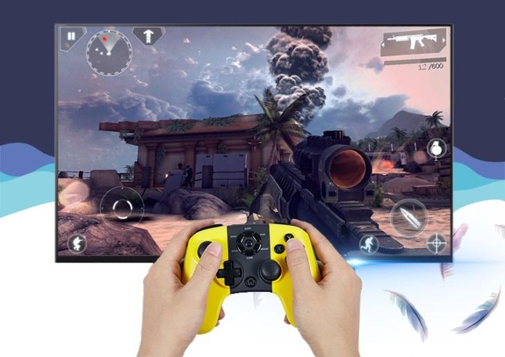 Trước khi kết nối cần tìm hiểu loại tay cầm chơi game có thể kết nối tốt nhất với tivi