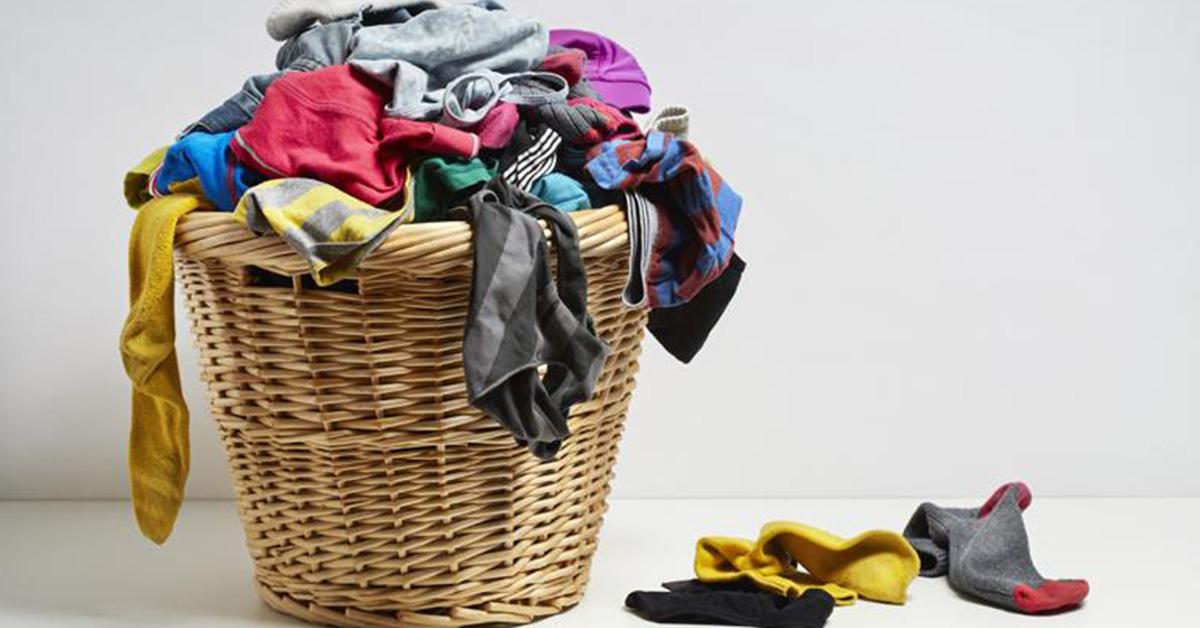 Nỗi lo giặt đồ sẽ được giải quyết nhờ có máy giặt LG 1409D4E