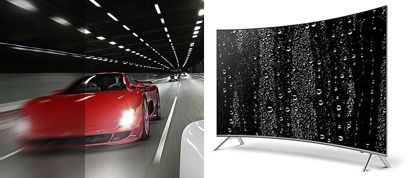 Tivi 49MU8000 sở hữu thiết kế gọn gàng, kết nối tiện lợi