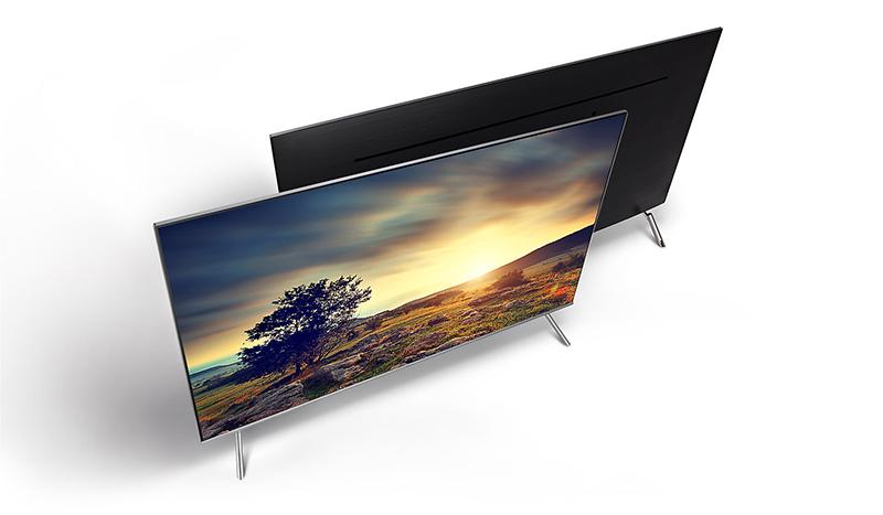 Ấn tượng với thiết kế hiện đại với Smart tivi UA65MU7000