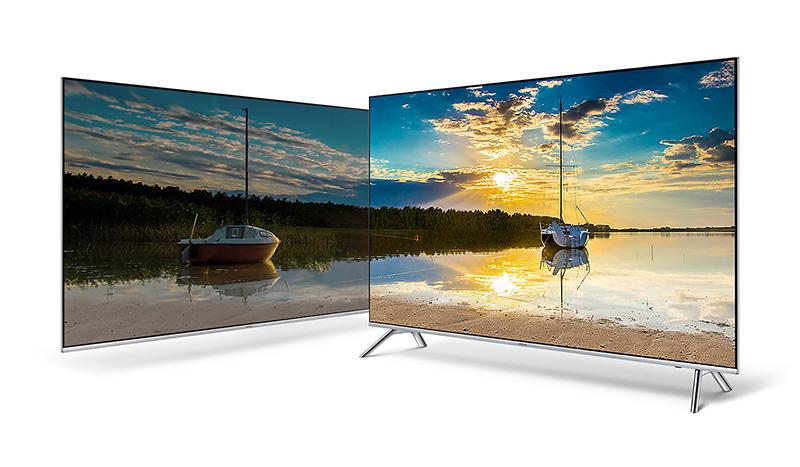 Công nghệ HDR độc đáo độ phân giải 4K với Smart tivi Samsung 65 inch 4K 65MU7000