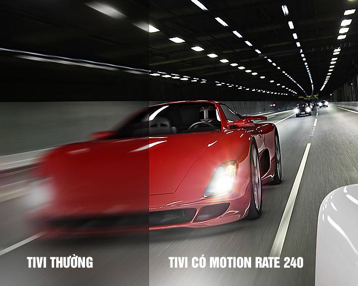 Hình ảnh chuyển động mượt mà, nâng tầm giải trí với tivi 75MU7000